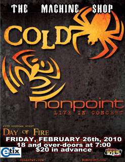 Cold Nonpoint