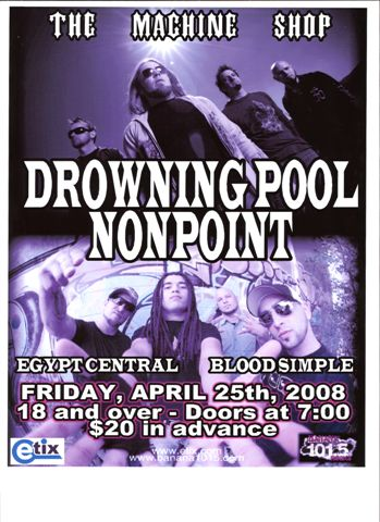 Drowning Pool Nonpoint