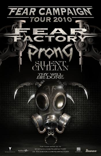 Fear factory Prong
