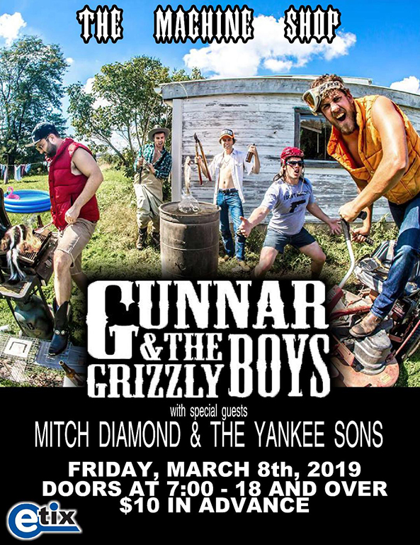 Gunnar and the Grizzly Boys