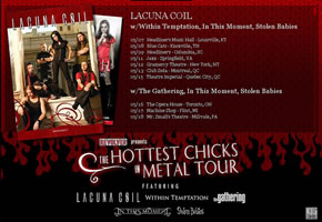 Hottest Chicks in Metal