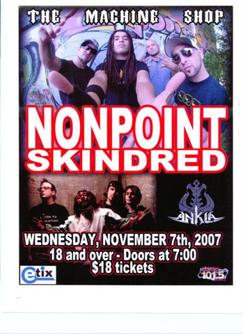 Nonpoint Skindred